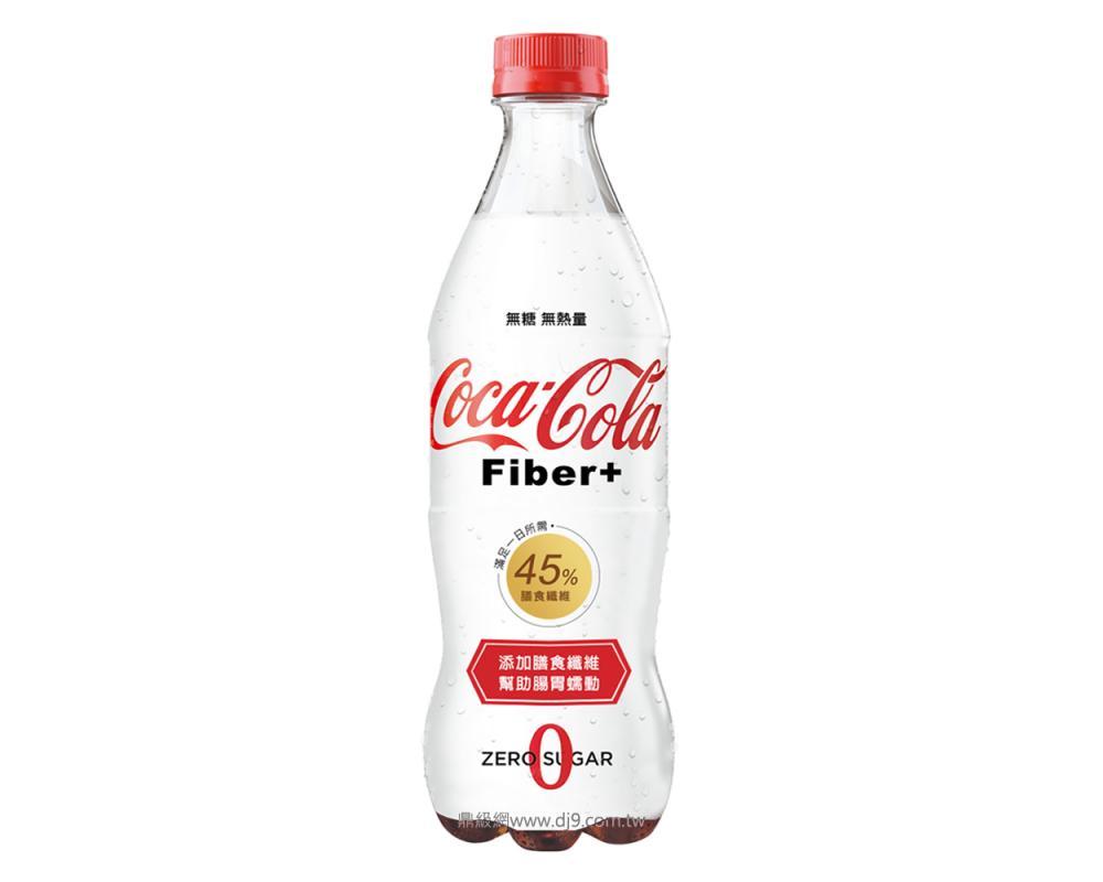 可口可樂纖維+(600mlx24瓶)