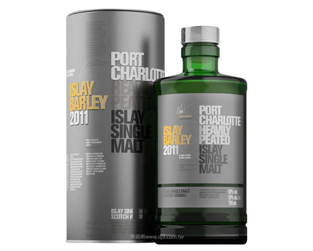 布萊迪 波夏艾雷島大麥2011單一純麥威士忌2018