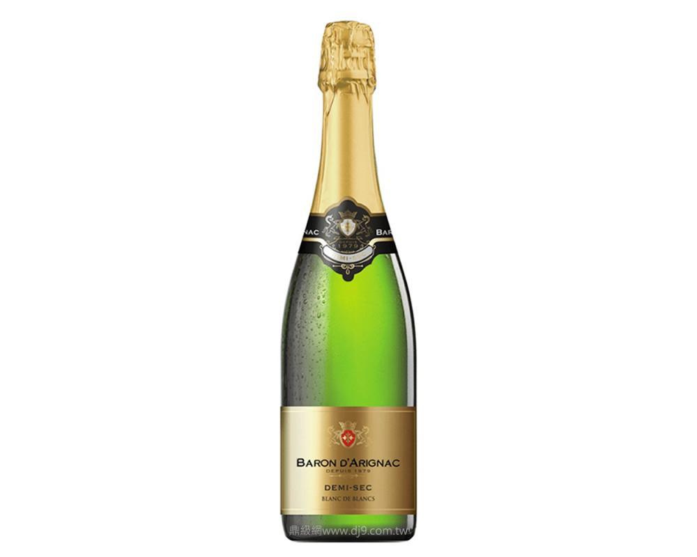法國拜倫男爵特級氣泡酒