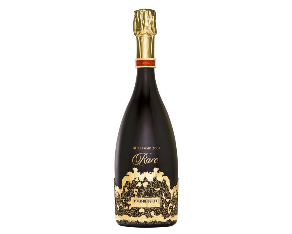 拍譜珍稀2002年香檳
