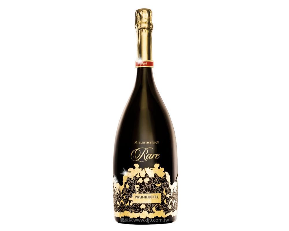 拍譜珍稀1998年香檳