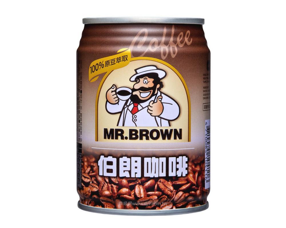 伯朗咖啡(240mlx24罐)