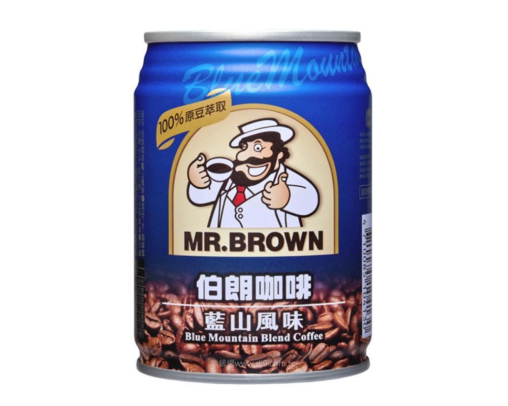 伯朗藍山咖啡(240mlx24罐)