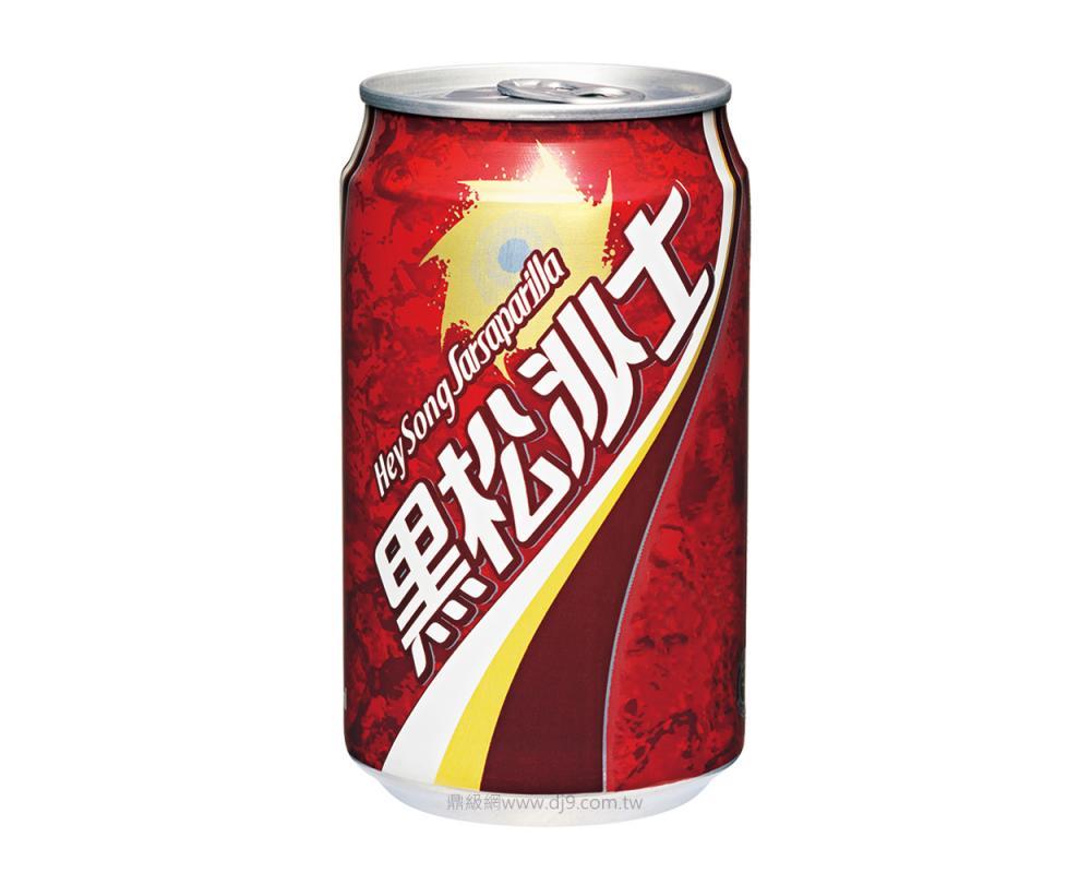 黑松沙士(330mlx24罐)