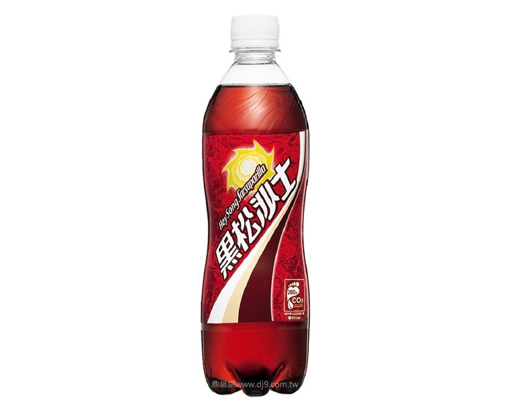 黑松沙士(600mlx24瓶)