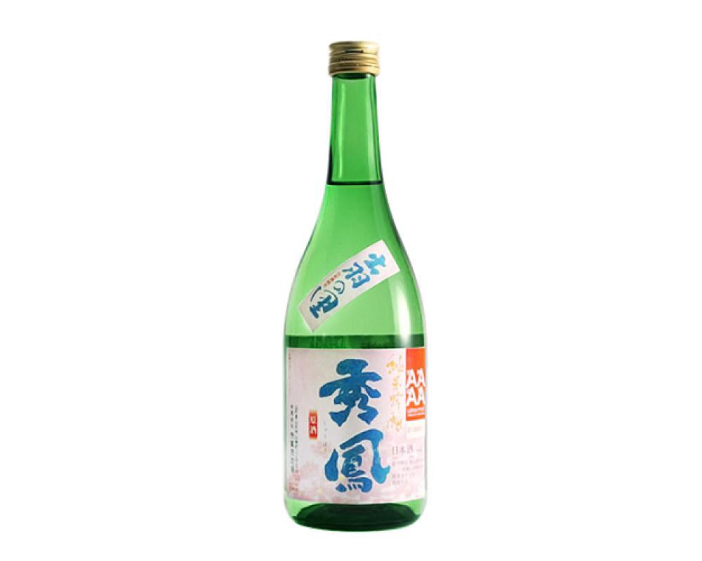 秀鳳 純米吟釀生貯藏酒-出羽之里