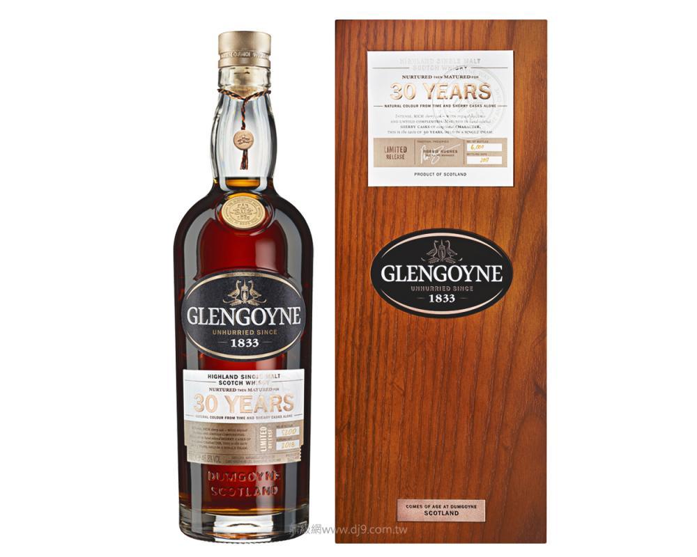 格蘭哥尼30年單一純麥威士忌-限量版