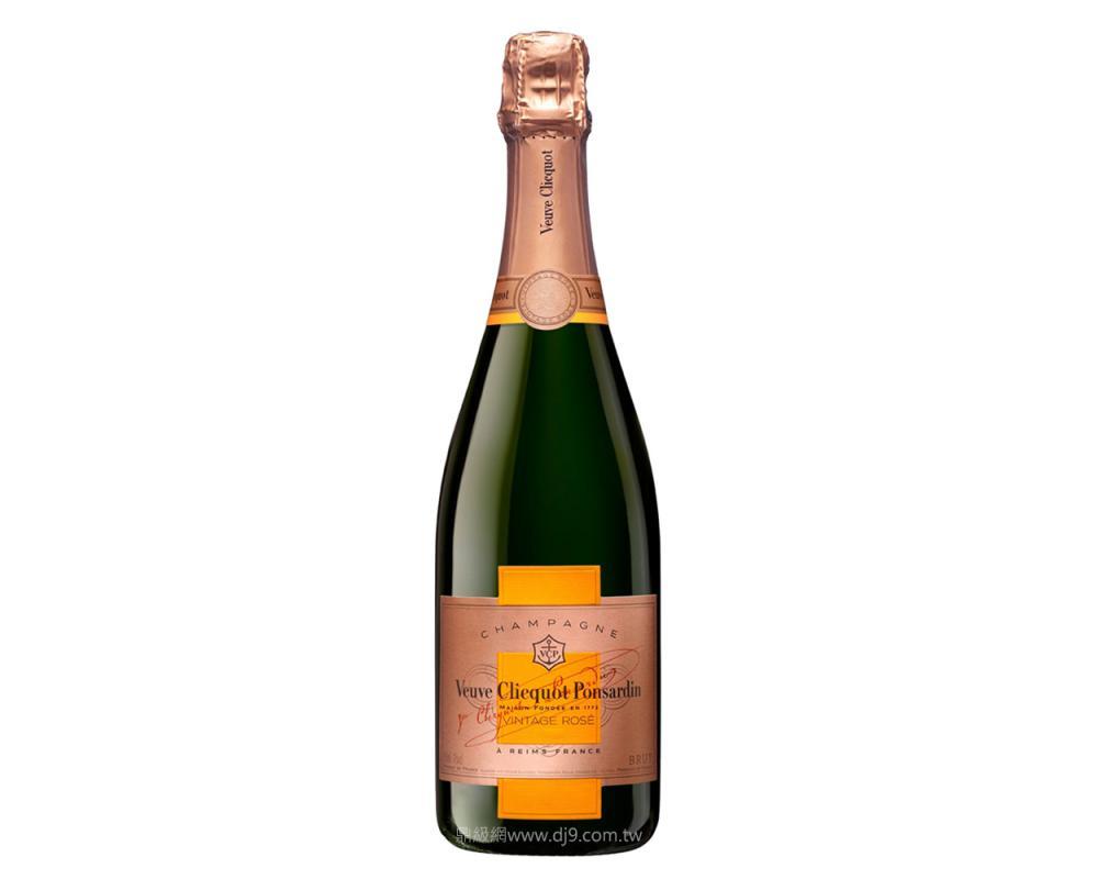 凱歌粉紅年份香檳
