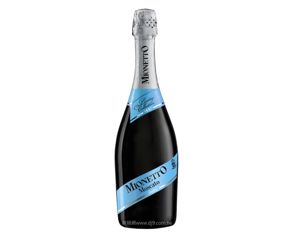 米娜多 藍牌慕斯卡氣泡酒