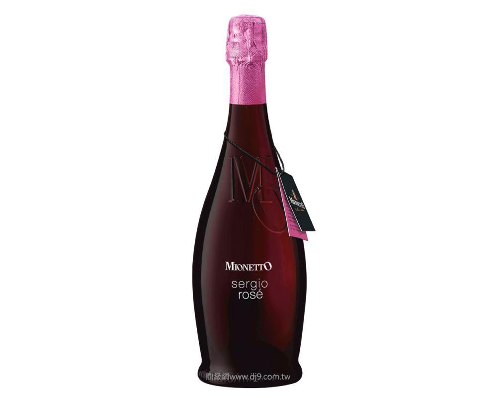 米娜多 魔‧薩吉歐粉紅氣泡酒