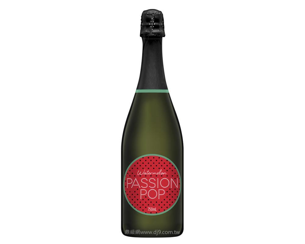 PASSION POP西瓜水果氣泡酒