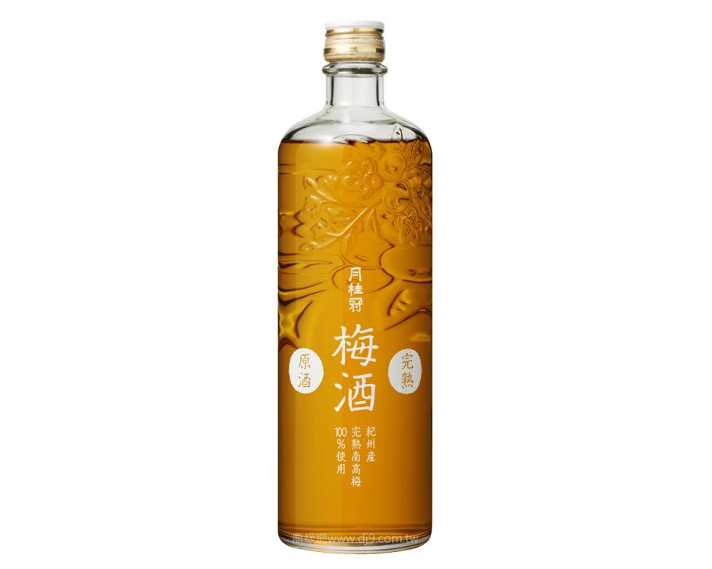 月桂冠完熟梅酒原酒