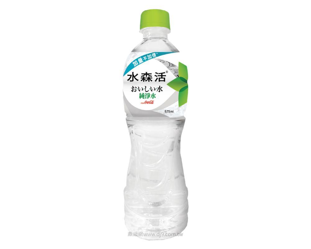 水森活純淨水(575mlx24瓶)