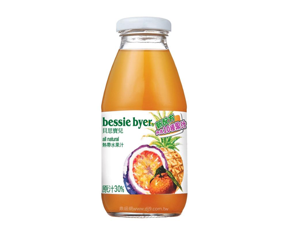 貝思寶兒熱帶水果汁(300mlx24瓶)