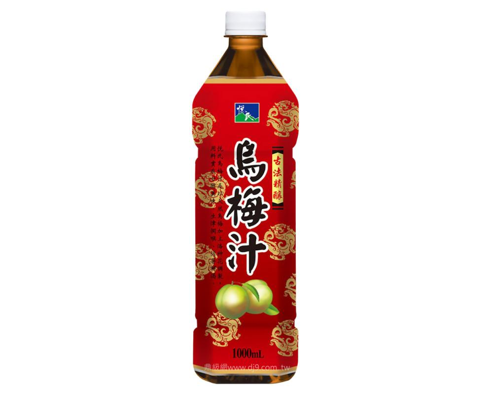 悅氏烏梅汁(1000mlx12瓶)