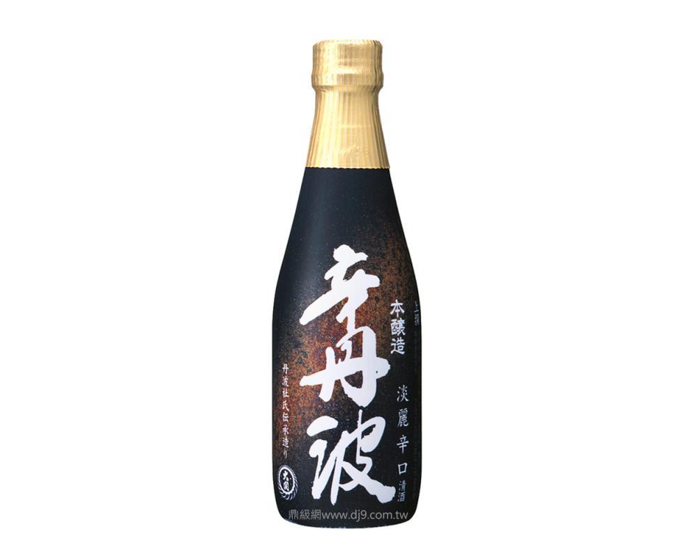 大關辛丹波本釀造清酒300ml