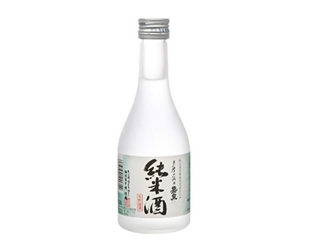嘉泉純米生貯蔵酒