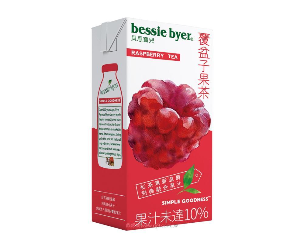 貝思寶兒覆盆子果茶(330mlx24盒)