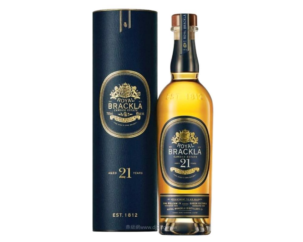 皇家柏克萊21年高地單一純麥威士忌