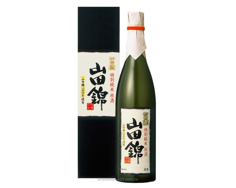 黑松白鹿超特撰特別純米山田錦原酒