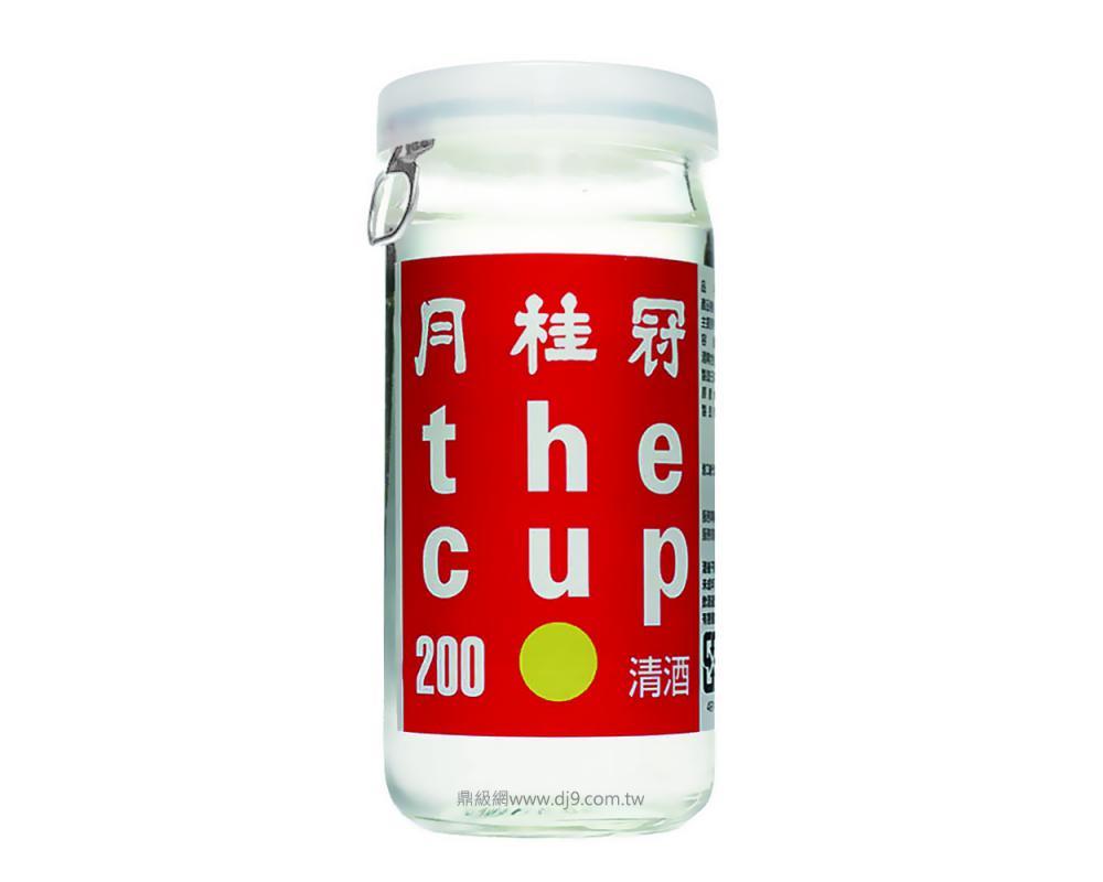月桂冠一口杯清酒210ml