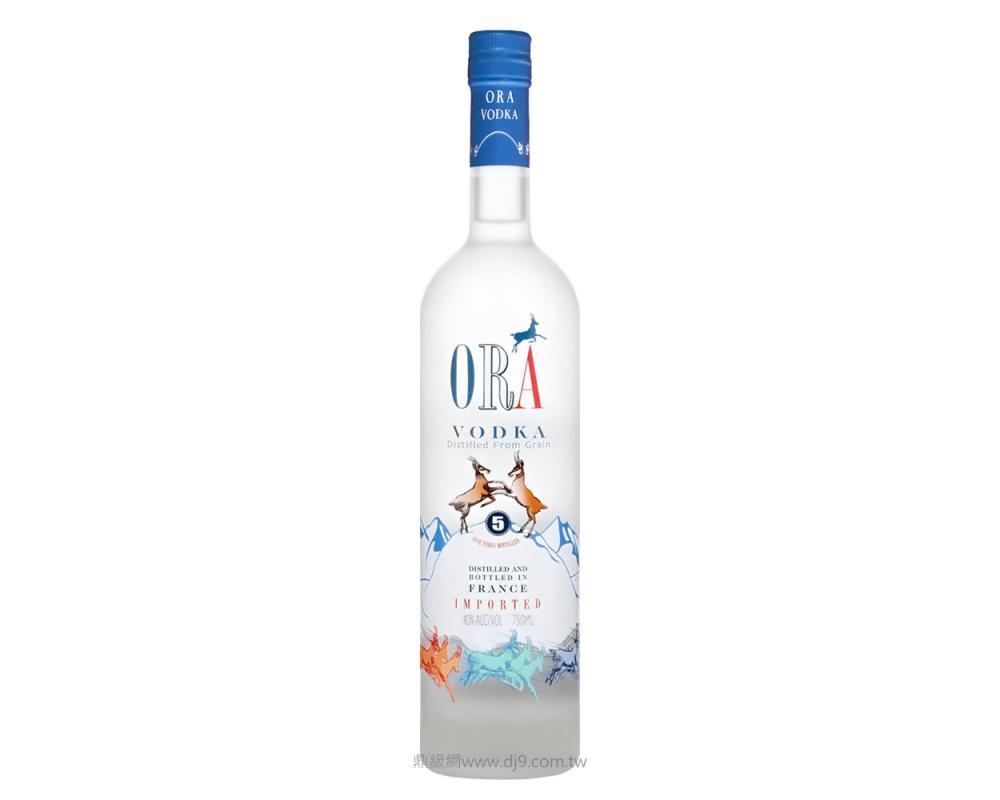 ORA頂級精釀伏特加(5次蒸餾)