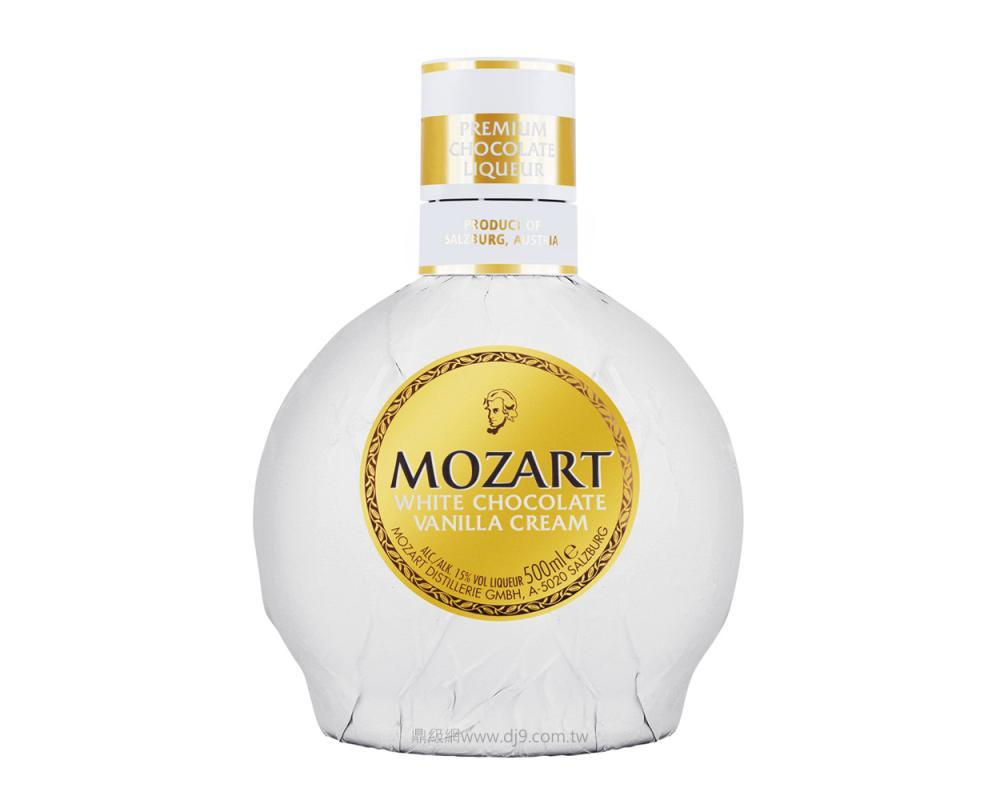 奧地利莫札特白巧克力酒