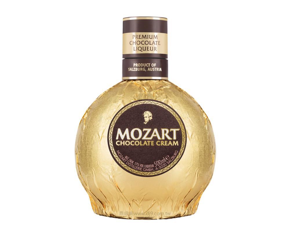 奧地利莫札特金巧克力酒