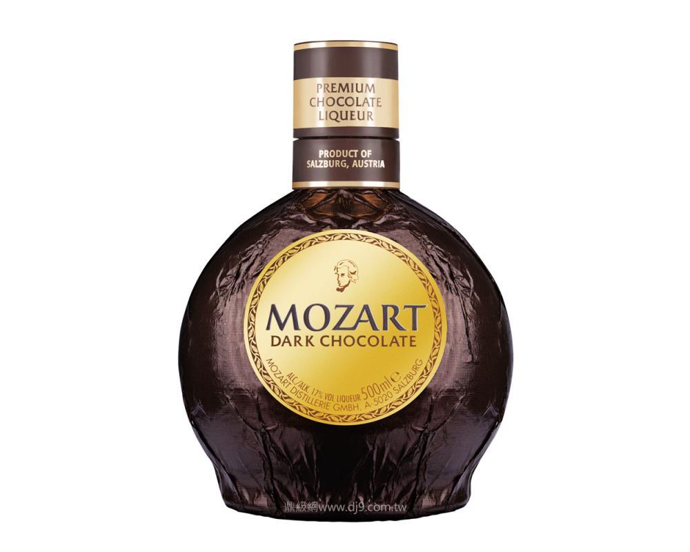 奧地利莫札特黑巧克力酒
