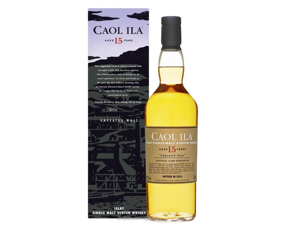卡爾里拉15年單一麥芽威士忌原酒
