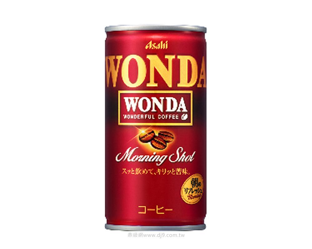 朝日Asahi Wonda早安咖啡185ml
