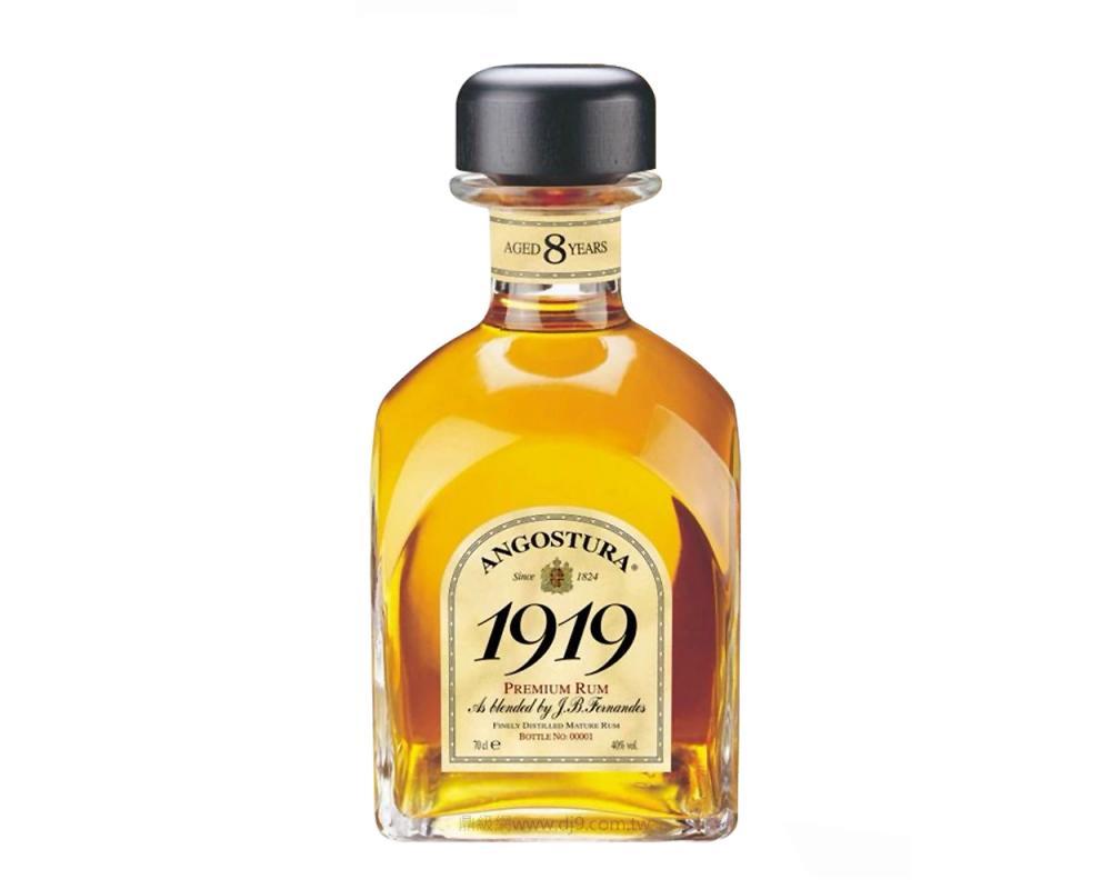 安格仕1919典藏加勒比海蘭姆酒