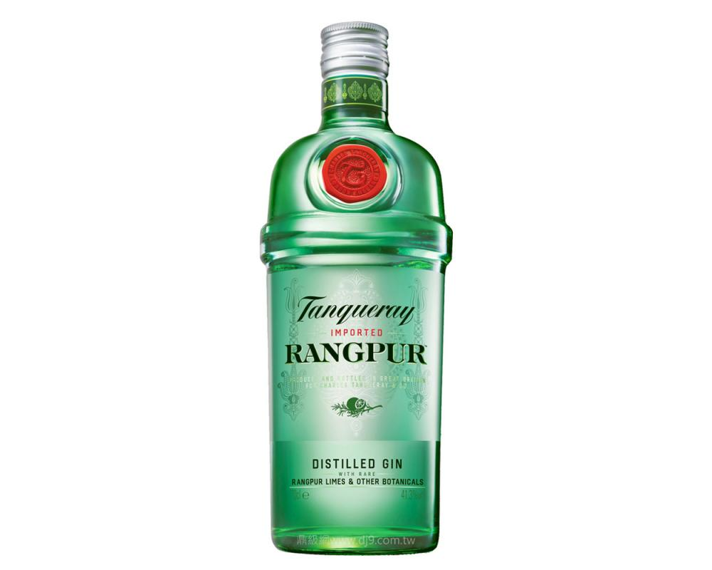 坦奎瑞藍袍琴酒(白)