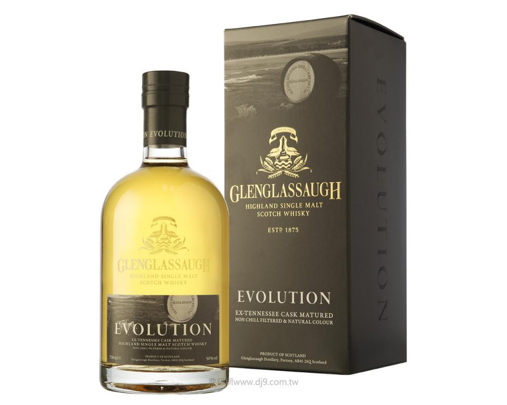 格蘭格拉索Evolution單一麥芽威士忌
