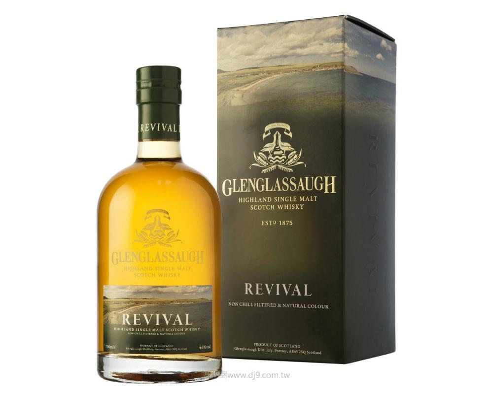 格蘭格拉索光榮Revival單一麥芽威士忌