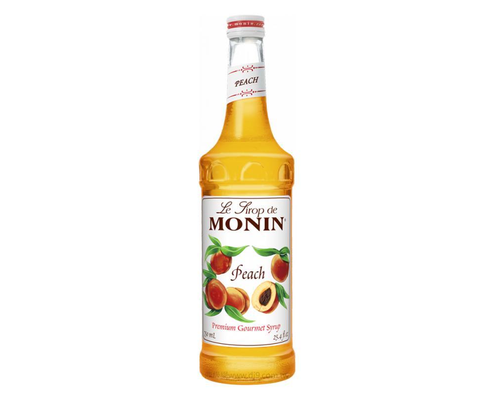 莫林水蜜桃糖漿