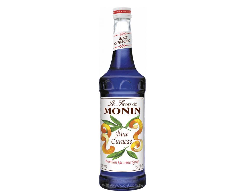 莫林藍柑橘糖漿