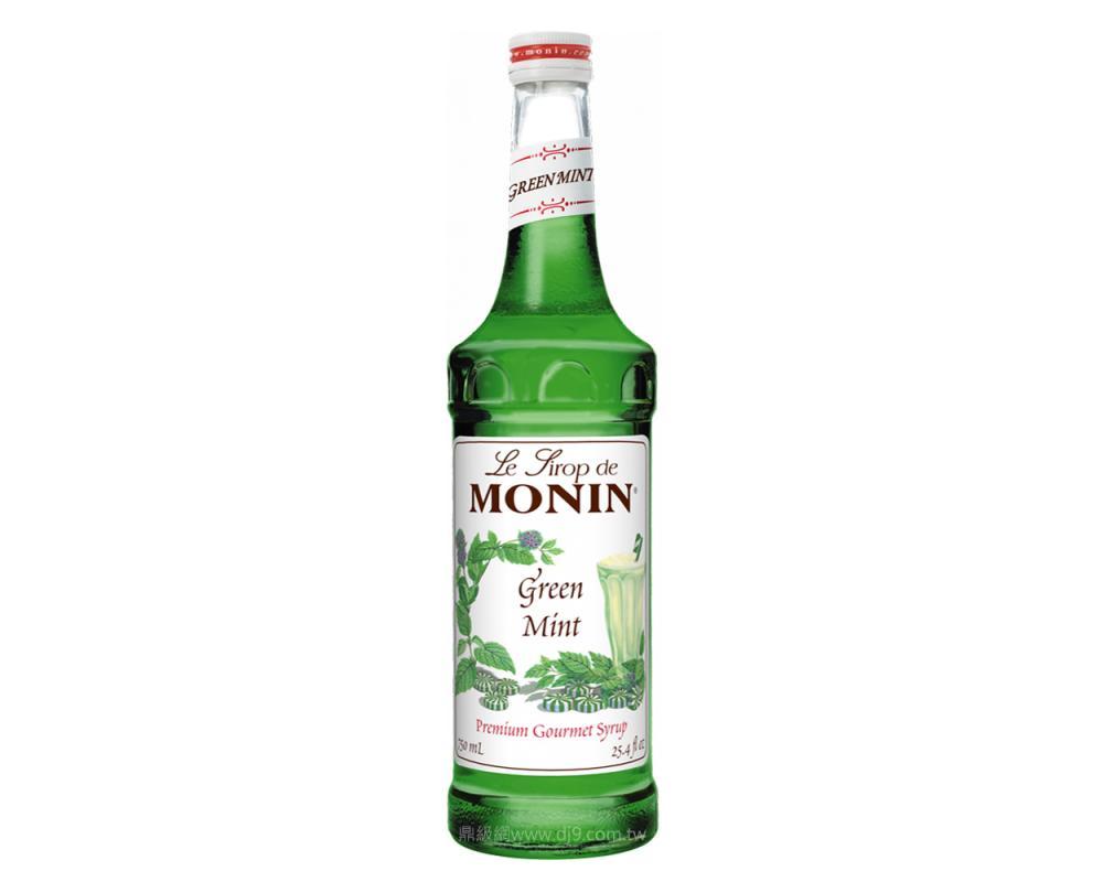 莫林綠薄荷糖漿