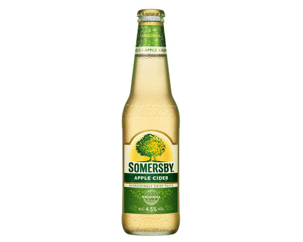 夏日蜜蘋果啤酒(330mlx24瓶)