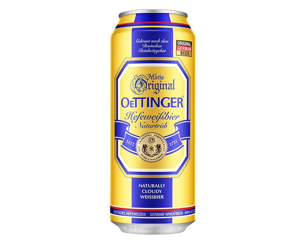 歐廷格小麥啤酒(500mlx24罐)