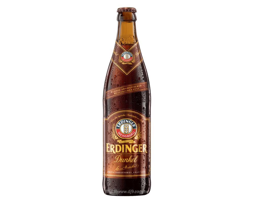 艾丁格小麥黑啤酒(500mlx12瓶)
