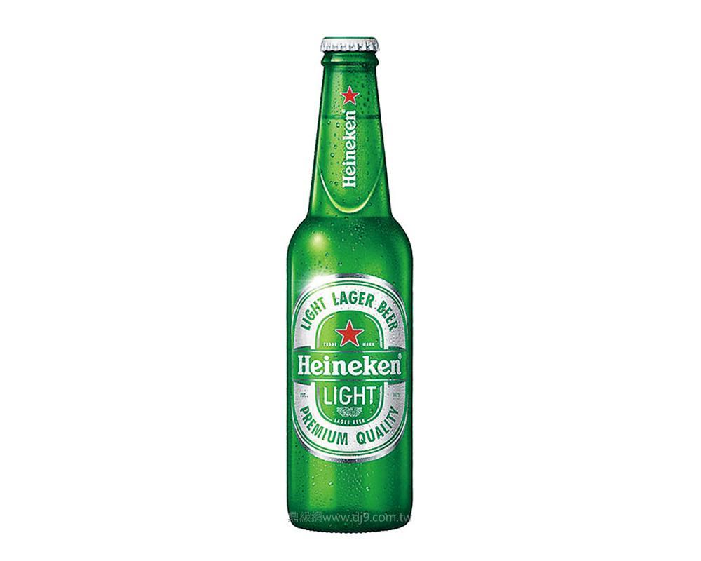 海尼根Light啤酒(330mlx24瓶)