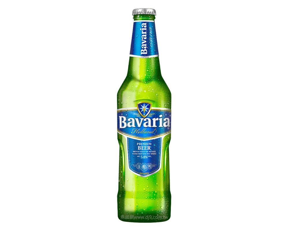 巴威利啤酒660ml
