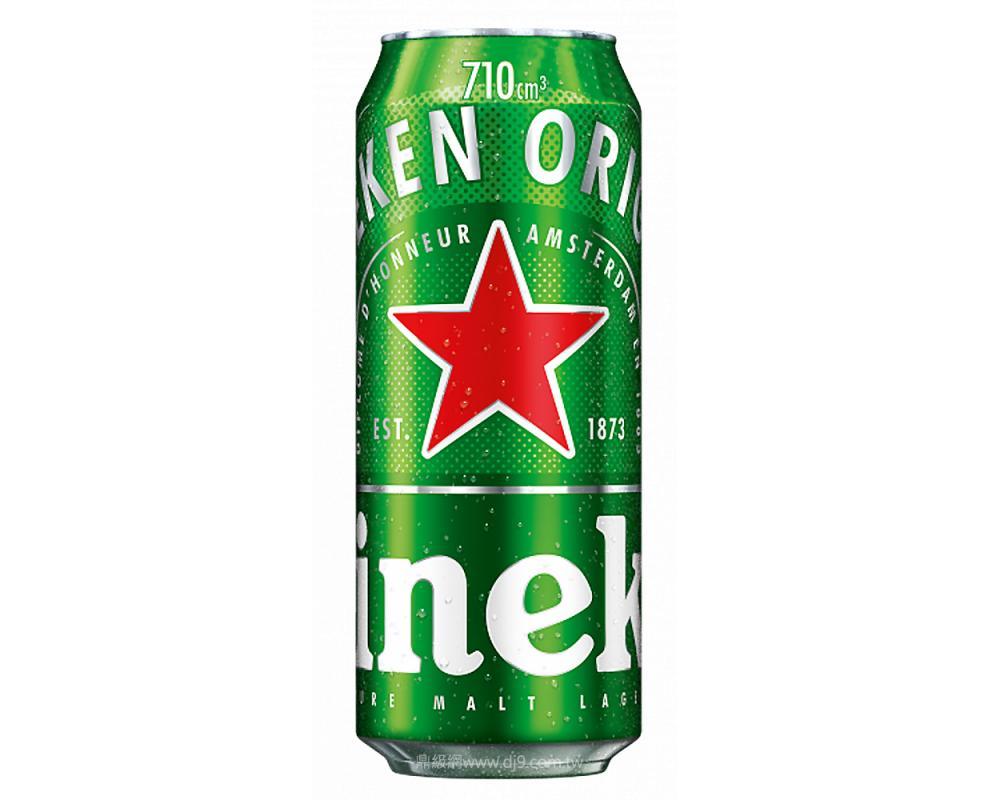 海尼根啤酒(710mlX12罐)