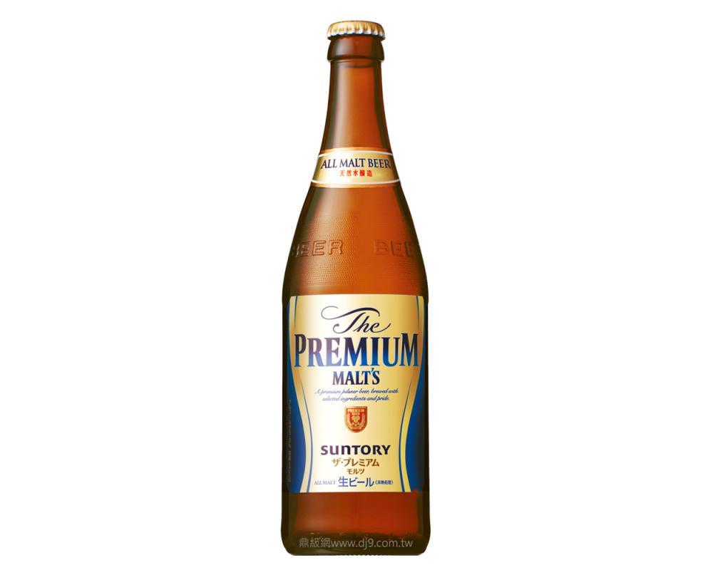 三得利頂級啤酒(500mlx12瓶)