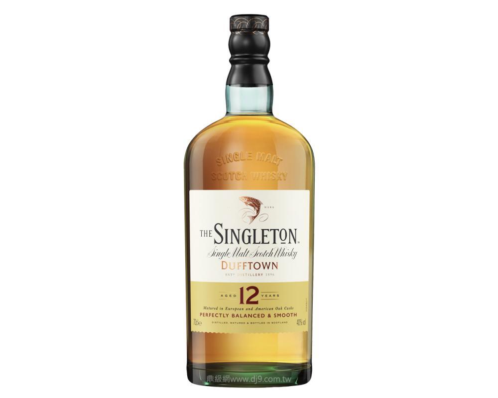 蘇格登12年達夫鎮單一麥芽威士忌