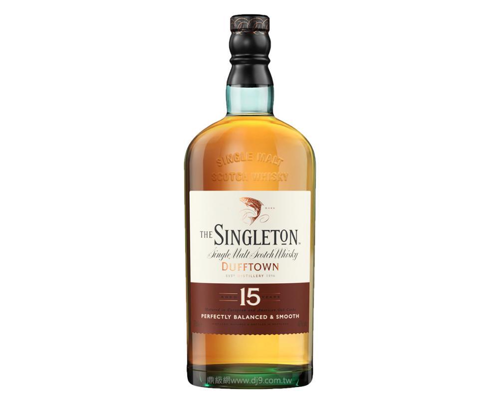 蘇格登15年達夫鎮單一純麥威士忌