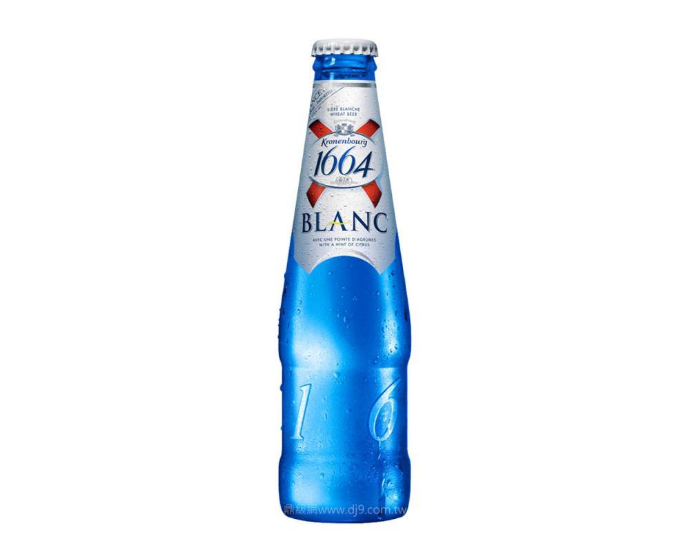 可倫堡1664白啤酒(330mlx24瓶)