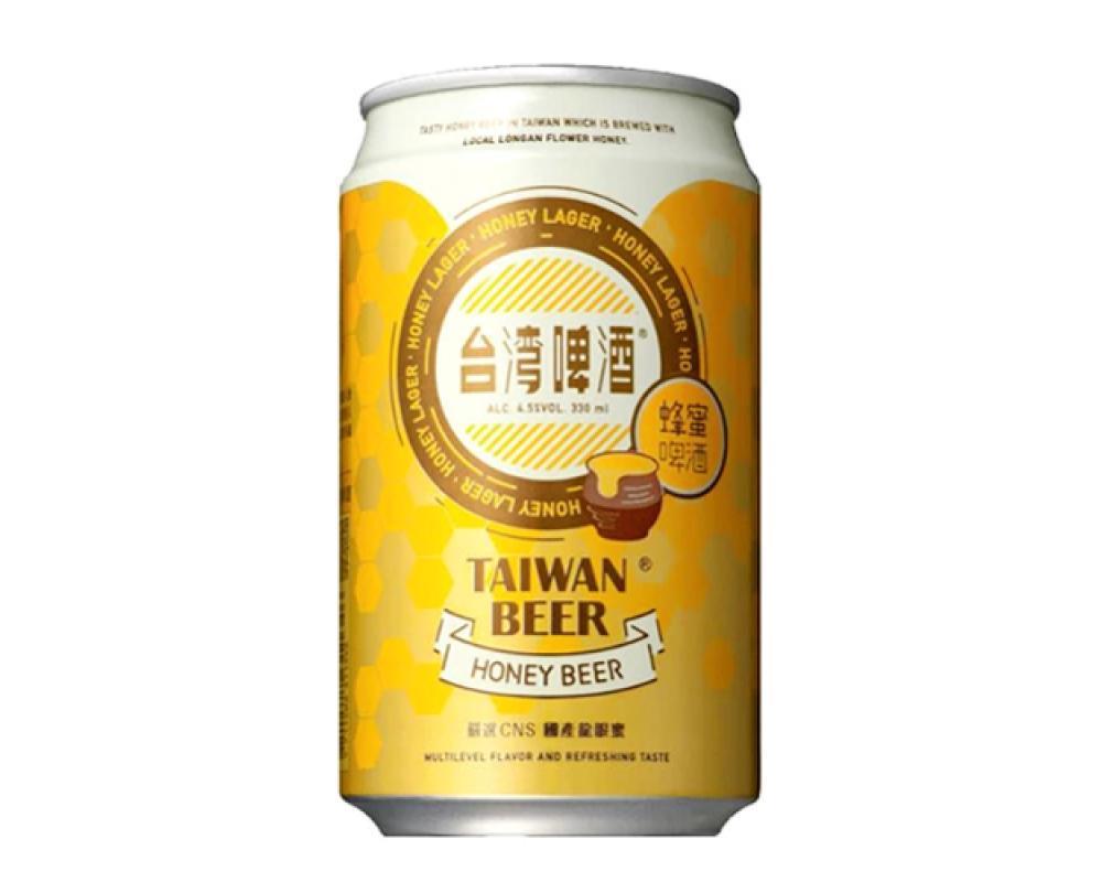 台灣蜂蜜啤酒(330mlx24罐)