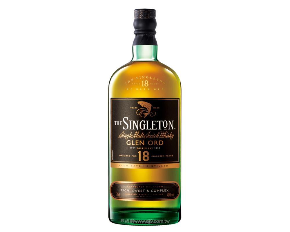 蘇格登18年單一純麥威士忌(亞洲版)